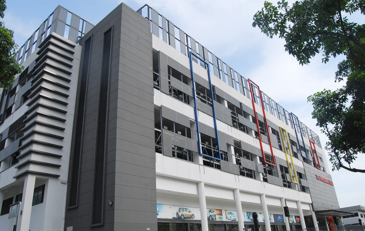 Tan Chong Nissan Hub
