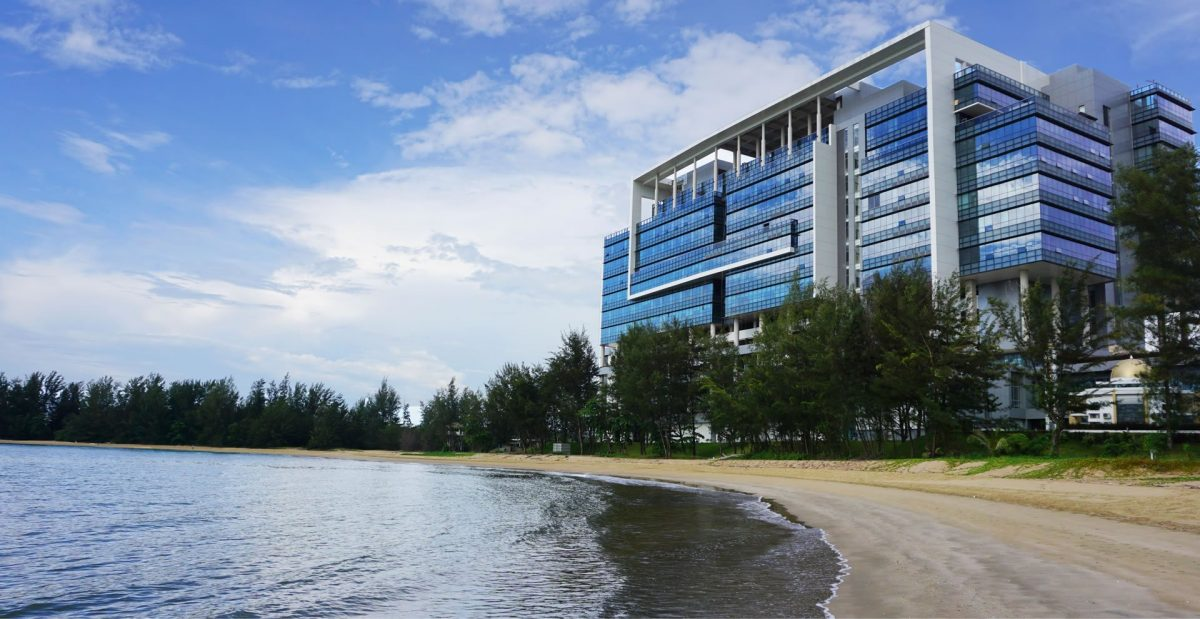 The Brunei Cancer Centre, The Brunei Neuroscience, Stroke Rehabilitation Centre