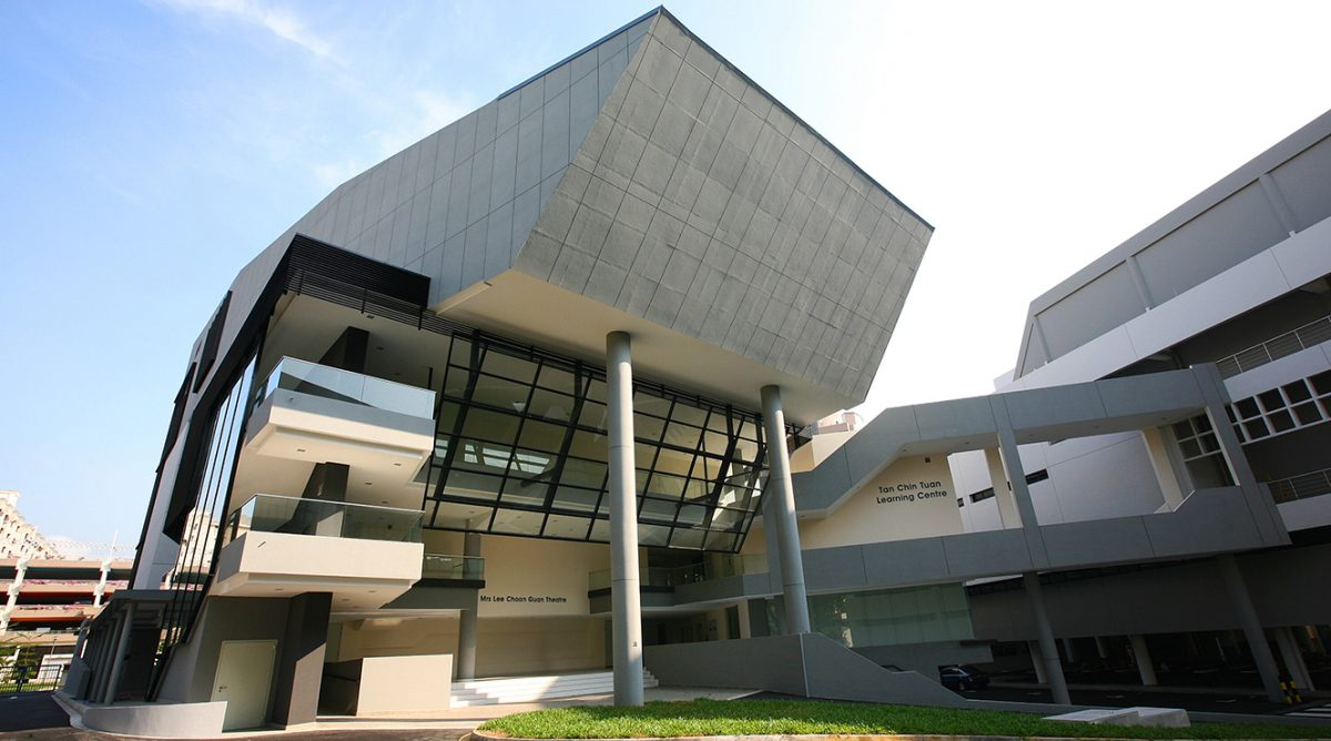 ANGLO-CHINESE JUNIOR COLLEGE – CENTRE FOR PERFORMING ARTS